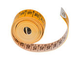 Tape rolled — Stock Photo