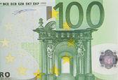 Une seule facture de 100 euros — Photo