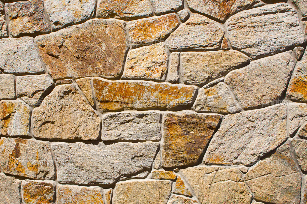 Photo of a plain Brick wall for background — Stock Photo #9441285