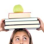 Girl studying — Stock Photo #9497183
