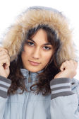 Al riparo per l'inverno — Foto Stock