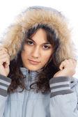 Skyddad för vintern — Stockfoto