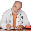 Family doctor in the oficce — Stock Photo #9504155