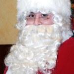 Adorable Santa Claus — Stock Photo #9504337