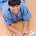 Woman doctor — Stock Photo #9507086