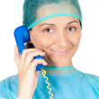 Lady Doctor — Stock Photo #9507536