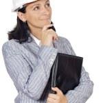 Elegant business woman — Stock Photo #9507904