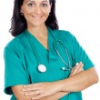 Attractive Lady Doctor — Stock Photo #9508049