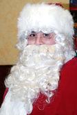 Adorable Santa Claus — Stock Photo