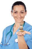 医療健康バランス — ストック写真