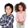 Two beautiful children — Stock Photo #9626691