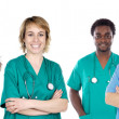 Medical team — Stock Photo #9626994