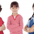 Five adorables children — Stock Photo #9627224