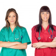 Medical team — Stock Photo #9627636