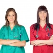 Stok fotoğraf: Medical team