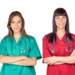 Ärzteteam — Stockfoto