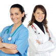 Medical team — Stock Photo #9627746