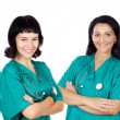Medical team — Stock Photo #9627776
