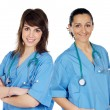 Medical team — Stockfoto