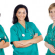 Medical team — Stock Photo #9627790