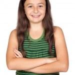 Pretty teen girl — Stock Photo #9629407