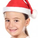 Little Santa — Stock Photo #9629532