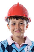 Future architect — Stock Photo