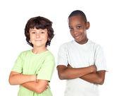Children friends — Stock Photo