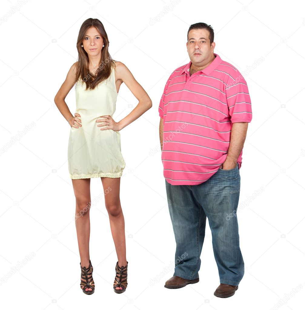 Online dating as a fat girl