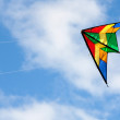 Nice kite flying — Stock Photo #9776236