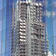 Reflection of Building — Stock Photo