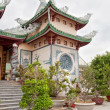 Stock Photo: Asian Temple