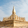 Wat That Luang - Stock Photo