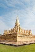 Wat That Luang — Stock Photo