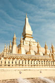 Pha Chedi Lokajulamani — Zdjęcie stockowe