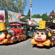 Two Trains for Kids — Stock Photo #9858800