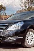 Damaged Car — Foto Stock