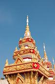 Laotian Stupa — Stock Photo