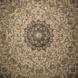Gringe background with oriental ornaments — Stock Photo #9331286