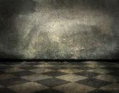 Grunge iç boşluk — Stok fotoğraf