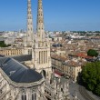 St. Andrew's Cathedral, Bordeaux, France — Stock Photo