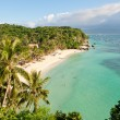 Diniwid beach, Boracay Island, Philippines — Stock Photo #9355436