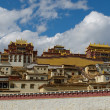 Songzanlin tibetan monastery, shangri-la, china - Stockfoto