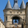 Grosse cloche de Bordeaux, Great Bell of Bordeaux, France - Stok fotoraf