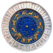 Relógio veneziano — Foto Stock