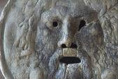 Bocca della Verita - Mouth of Truth — Stock Photo