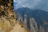 タイガー渓谷、雲南省、中国の跳躍 — ストック写真