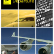 Departure - Stock Photo