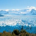 Perito moreno gletscher, patagonia, Argentinië — Stockfoto #9368910