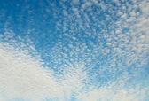 Cloudy sky background — Stockfoto